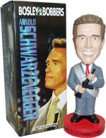 Schwarzenegger bobblehead doll