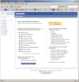 facebook privacy options